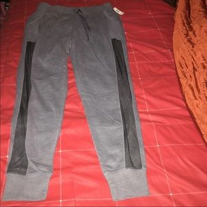 NEW MED VS Sport with Mesh Slouchy Joggers